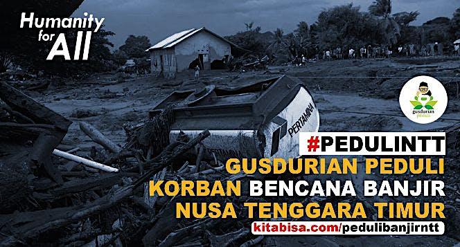 Darurat Bencana Nusa Tenggara Timur