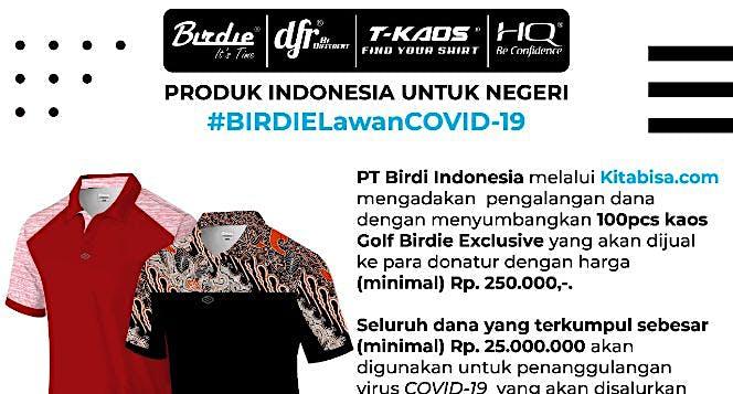 BIRDIE LAWAN COVID-19