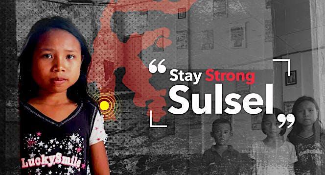 Selamatkan Korban Banjir Bandang Makassar