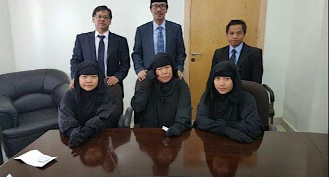 Bantu Eti binti Toyib Anwar pulang ke Indonesia
