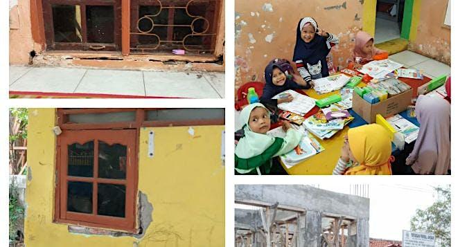 Bantu Rumah Tahfidz Quran Mau Roboh