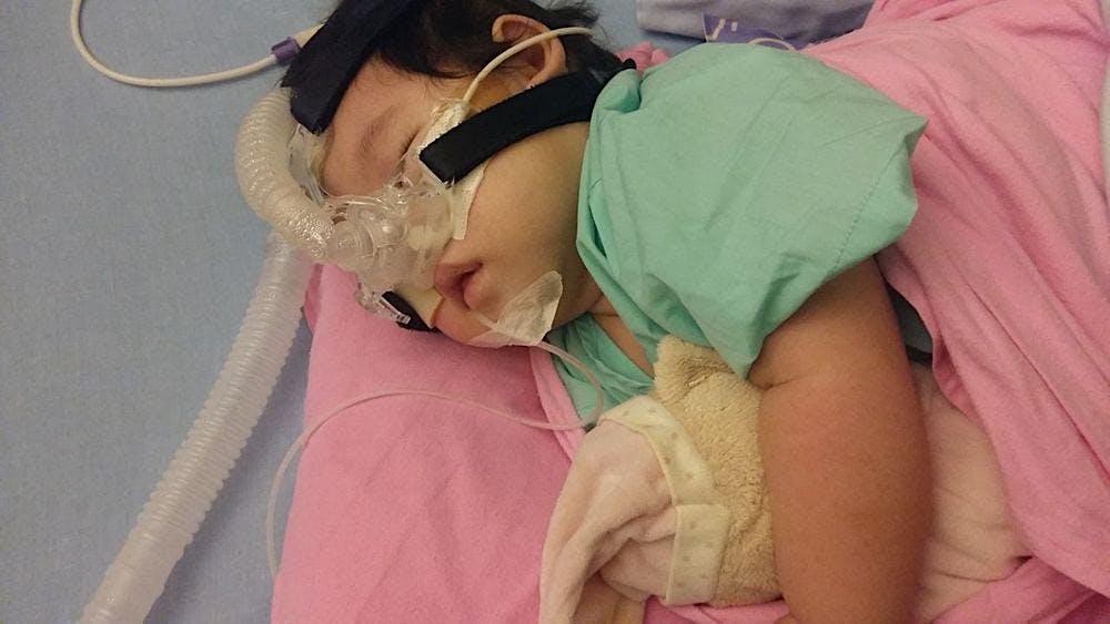 Bantu Baby Kimberly Sembuh