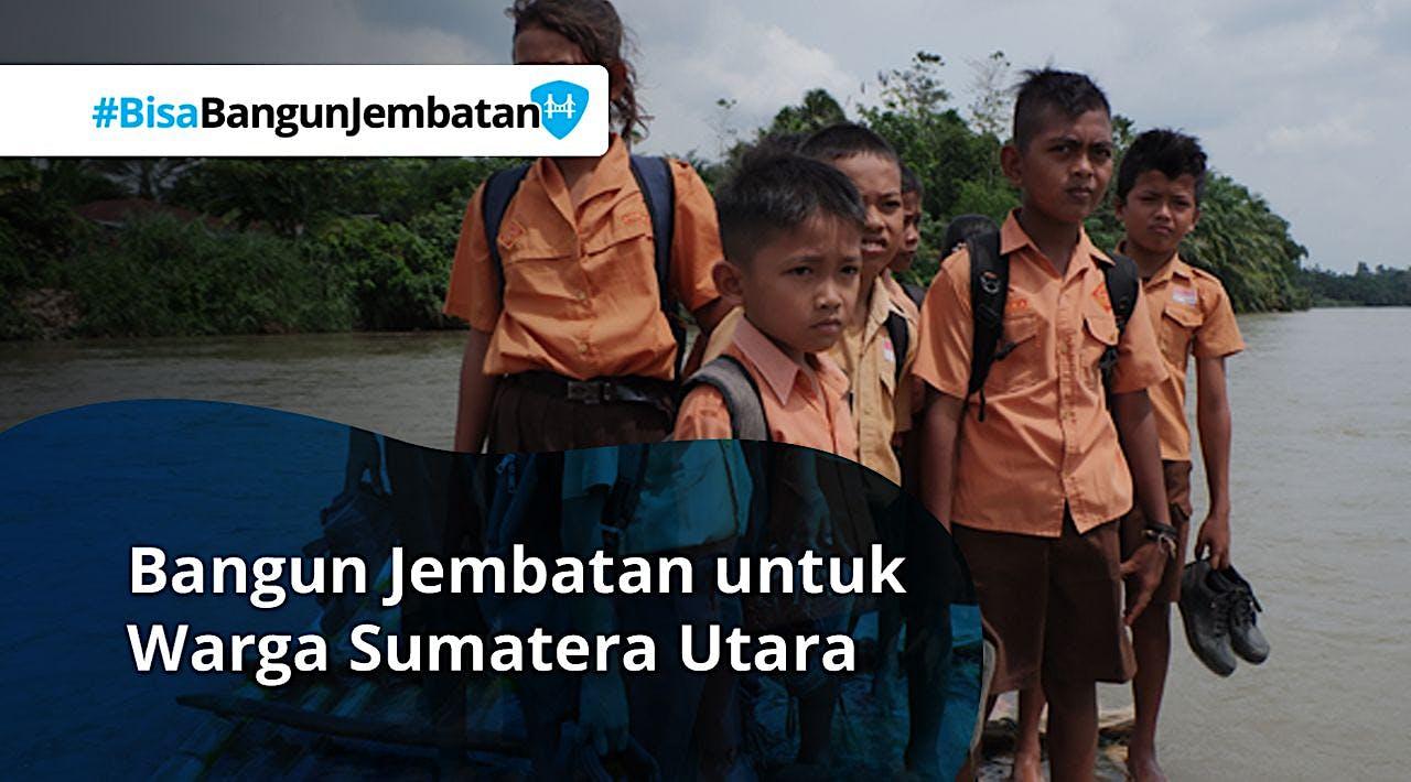 Demi Sekolah, Anak-anak Ini Bertaruh Nyawa