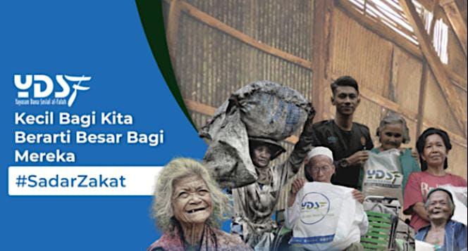 Zakat Yayasan Dana Sosial Al Falah