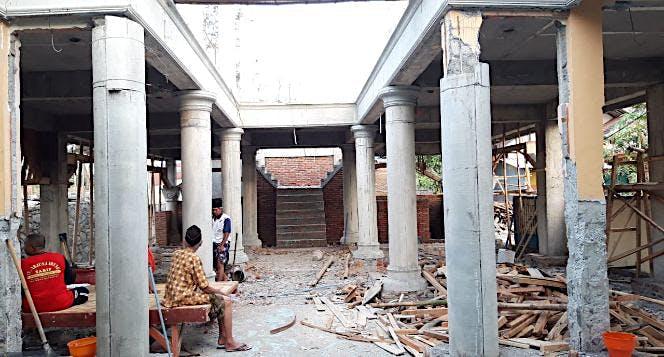 Bantu Perehaban Masjid Ta'limul Istiqomah