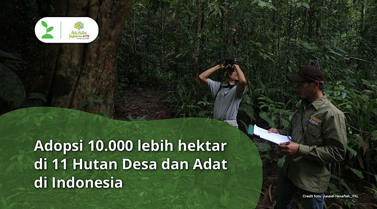 Hari Hutan Indonesia 7 Agustus