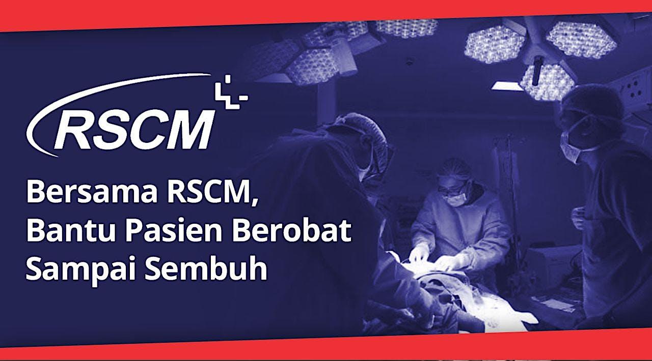 Berbagi Kesembuhan Bersama RSCM