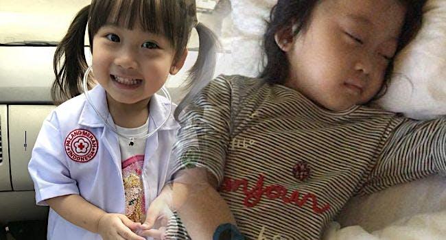 Bantu Cassie melawan Neuroblastoma