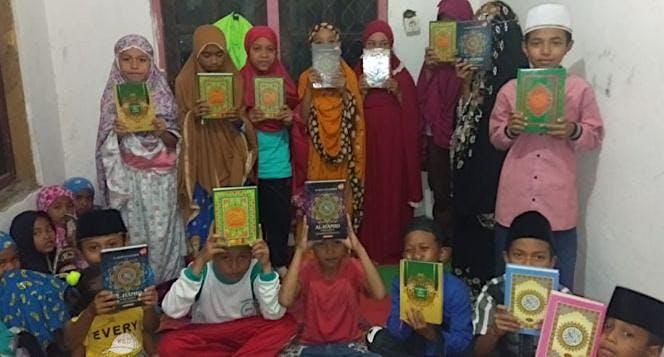 SASAQ ( Satu Anak Satu Al Qur'an) Project
