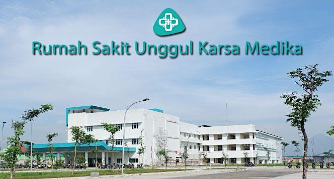 #BisaSembuh untuk RS Unggul Karsa Medika Bandung