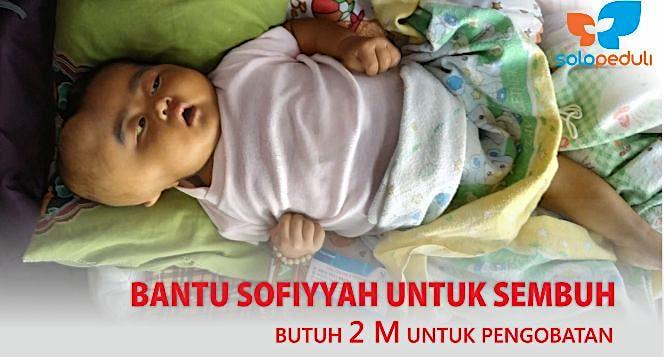 BANTU SOFIYYAH, BUTUH 2 M UNTUK BIAYA PENGOBATAN