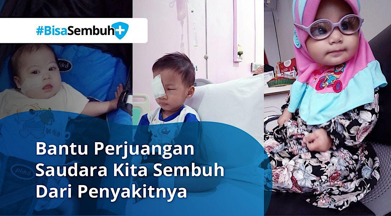 #BisaSembuh - Donasi untuk Biaya Pengobatan