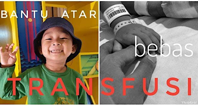 Bantu Atar Transplantasi Sumsum Tulang Belakang