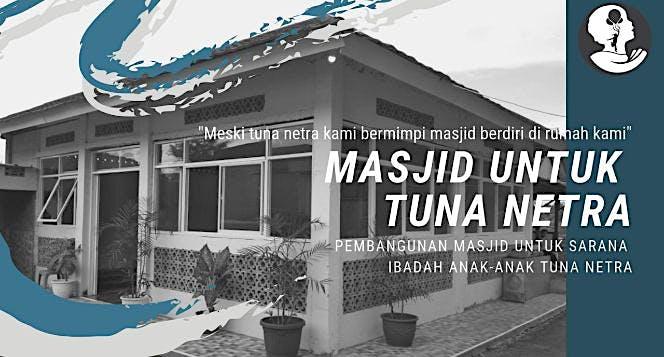 Masjid Untuk Tuna Netra