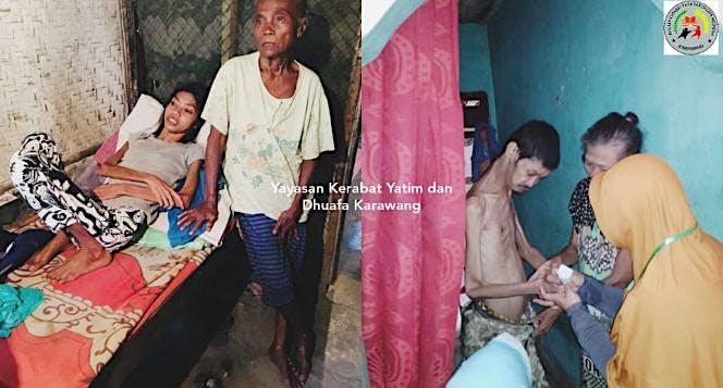 Bantu Kerabat Yatim dan Dhuafa